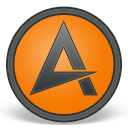 AIMP2 Icon 128x128 by vicing