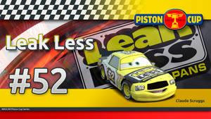 Pixar Cars-Claude Scruggs