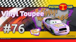 Pixar Cars -Crusty Rotor