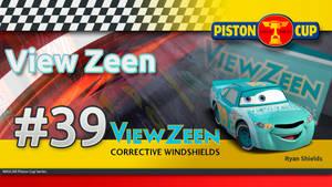 Pixar Cars - Ryan Shields