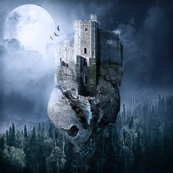Skull-castle