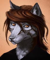 Yuie Portrait [commission]
