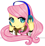 Fluttershy : My Little Pony Friendship is Magic by PrincessMagneticRose