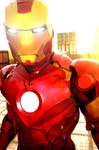 Iron Man Mission Ready