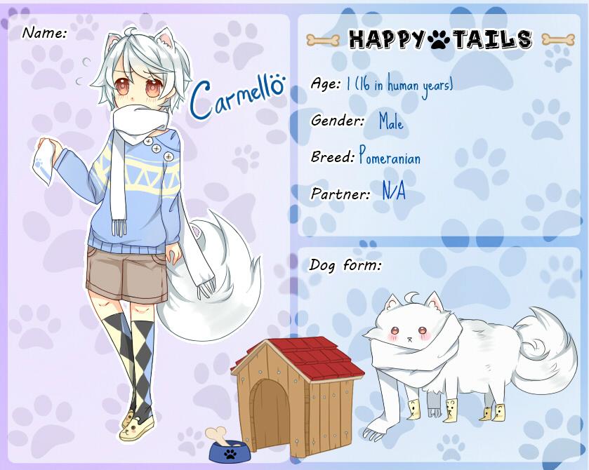 ::HT:: Carmello by Yuushiki