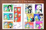 [HH] Chapter 1 | The meeting!