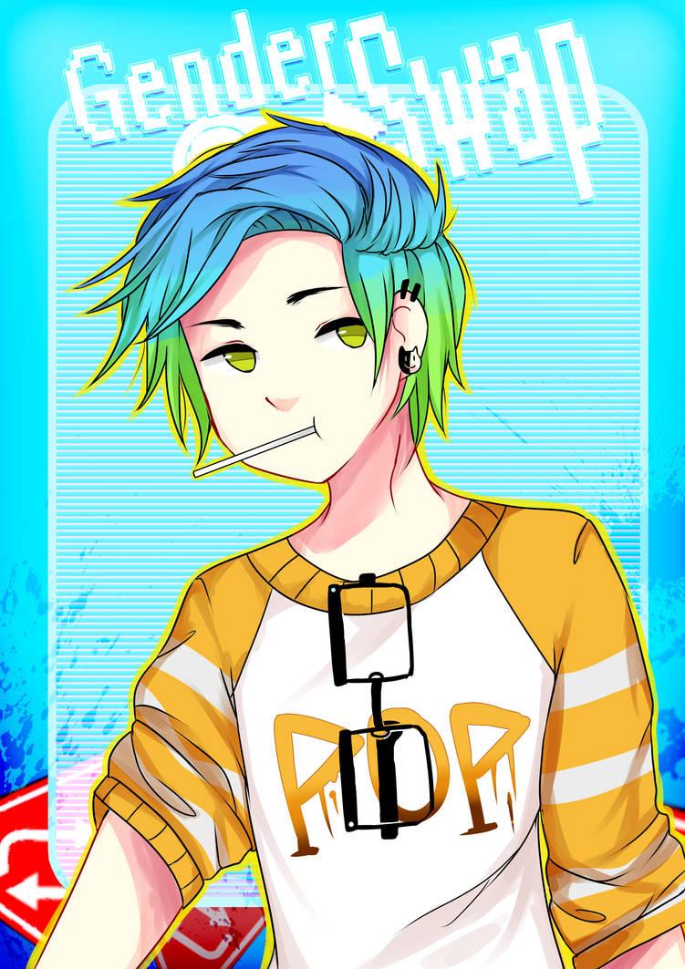 :HH: Gender Swap meme! by Yuushiki
