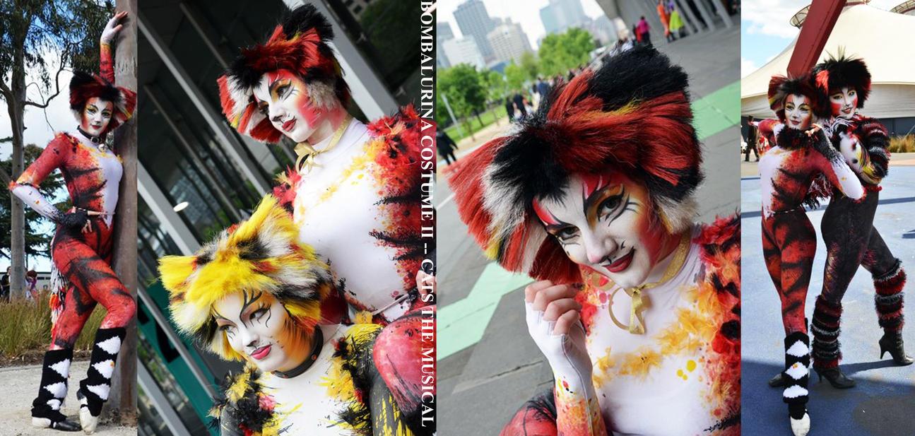 Bombalurina Costume II by XxShoneSoBrightly