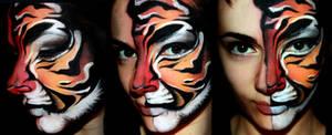Sunset Tiger.