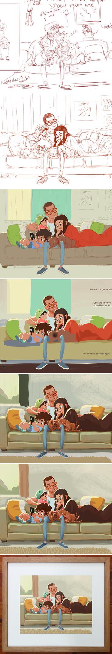 Family Process Long by DannyMcGillick