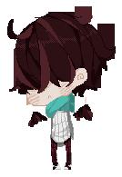Chibi pixel ko by Kohsu