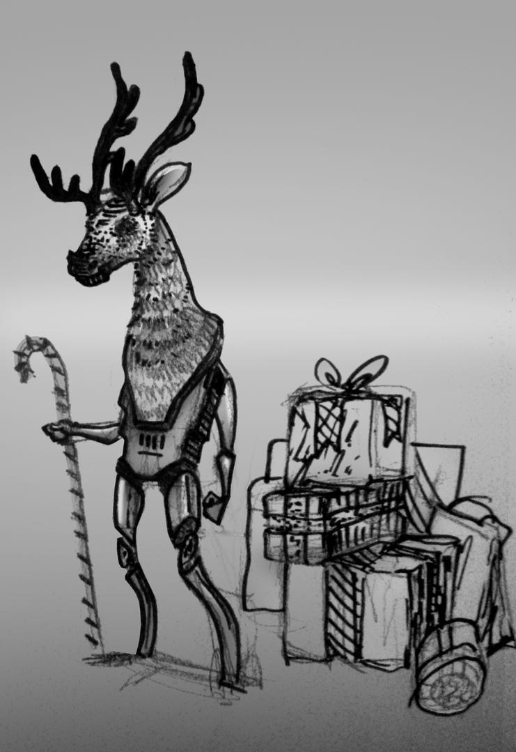 The giftbringer by Karollos