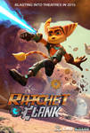 Ratchet and Clank Movie poster 1