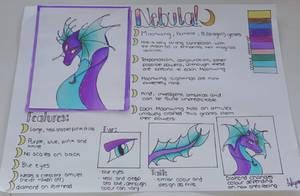 Nebula OC Ref Sheet!