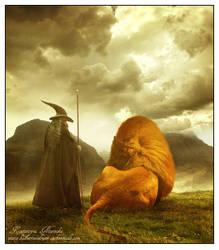 Gandalf and Aslan