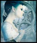 Blue Lady by FuzzyBuzzy