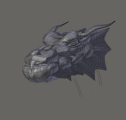 Abina Dragon head