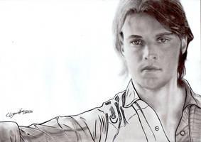 Jesse Spencer Portrait