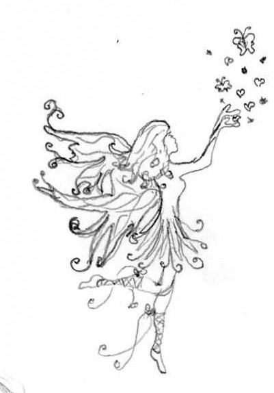 fairy tattoo designs 02 by michaelalouise on deviantart. Black Bedroom Furniture Sets. Home Design Ideas