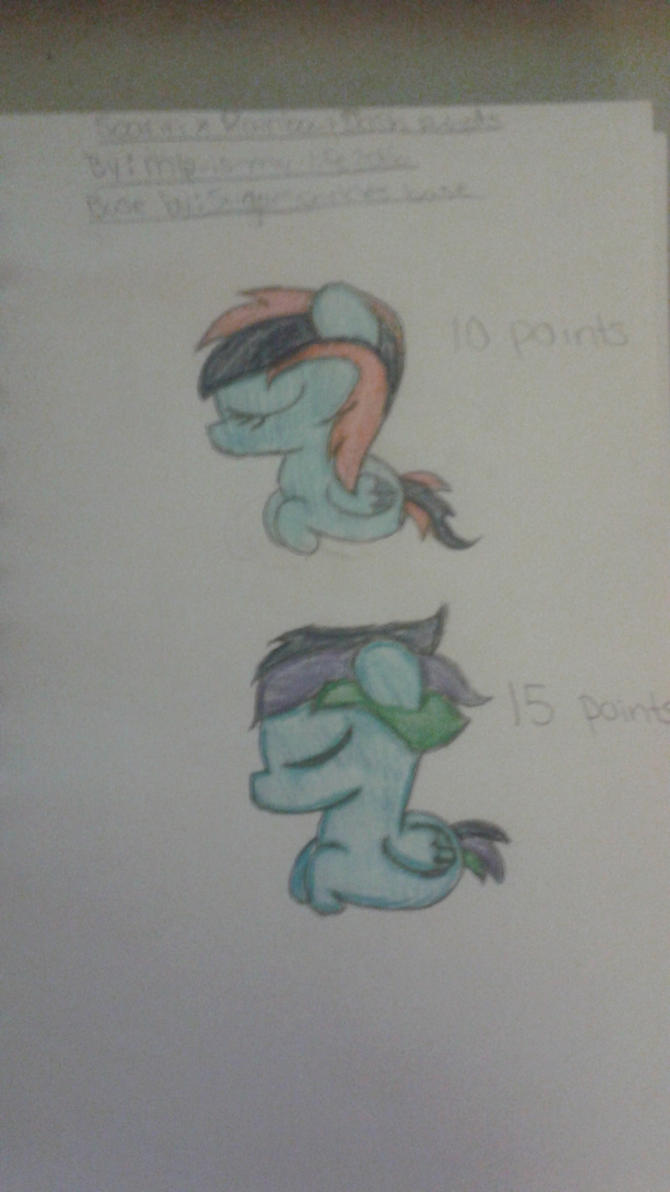 Soarin x Rainbow Dash Adopts by Mlp-is-my-life2016