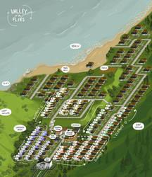 unofficial ta housing map