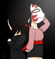 kitsune and me(? by Slaidrwop