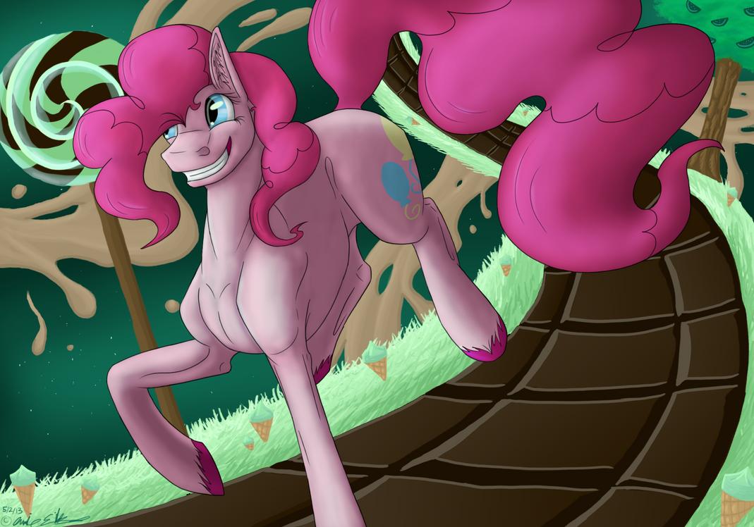 Pinkie Pie by TheDragonFreak77