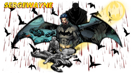 Batman Signature (Bruce Wayne) by TheManOfSteel0