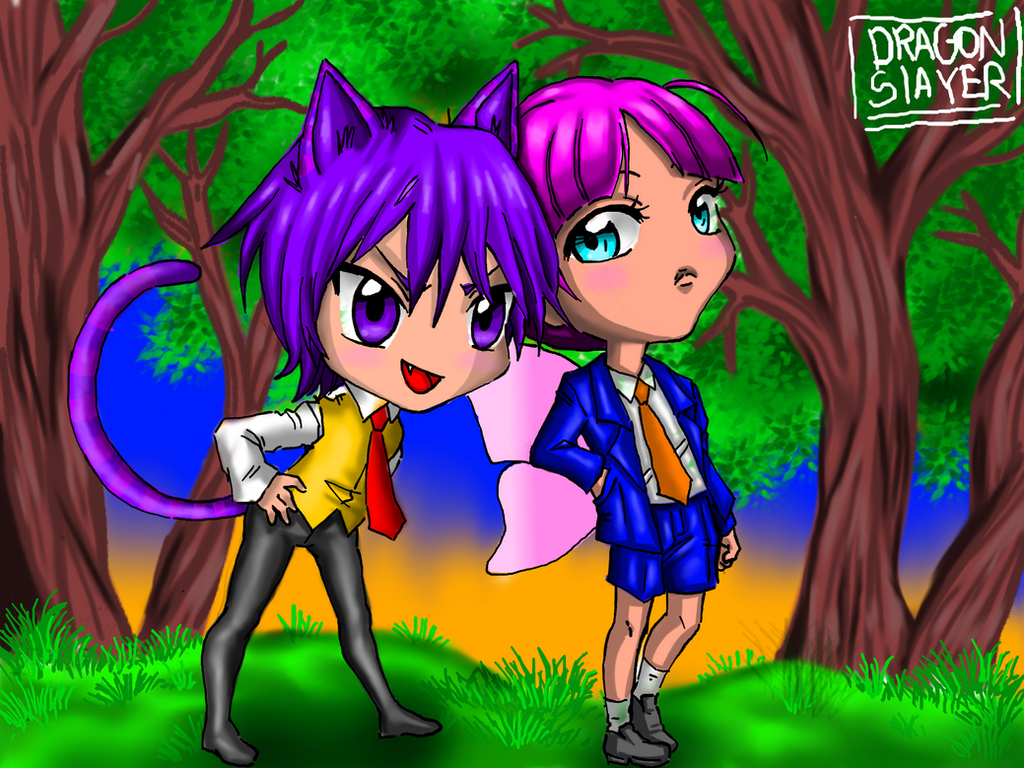 Alice in wonderland Fanart by DragonSlayerDraw