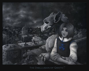 .The Disillusion of Qweth. by estella