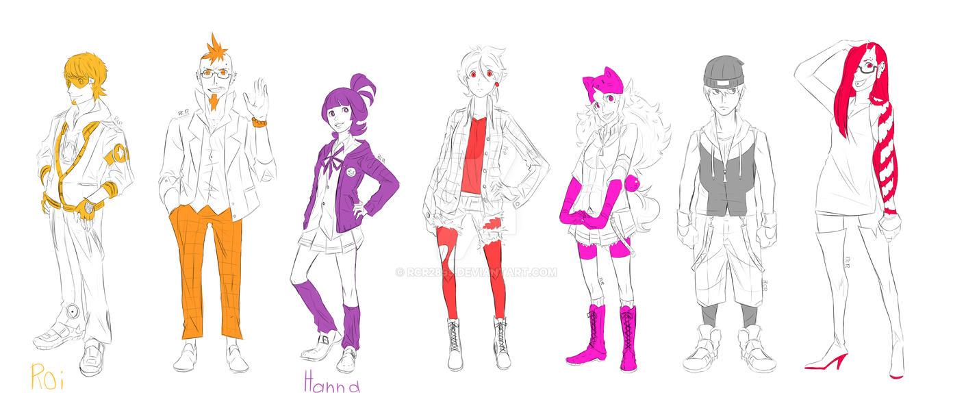 Team Tokyo by RCR2895