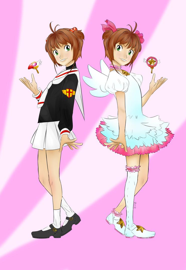 Sakura Kinomoto by RCR2895