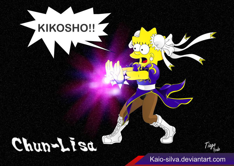 Chun-Lisa by Kaio-Silva