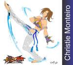 Christie SF Vs Tekken