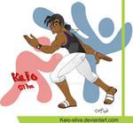 Kaio Silva Alternate Costume