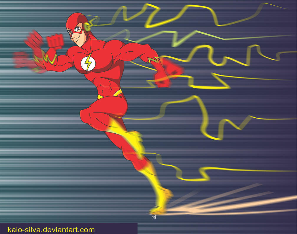 Flash by Kaio-Silva
