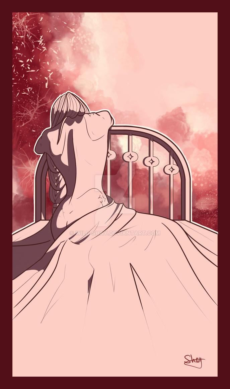 #4 Fall asleep by Wild-Shay