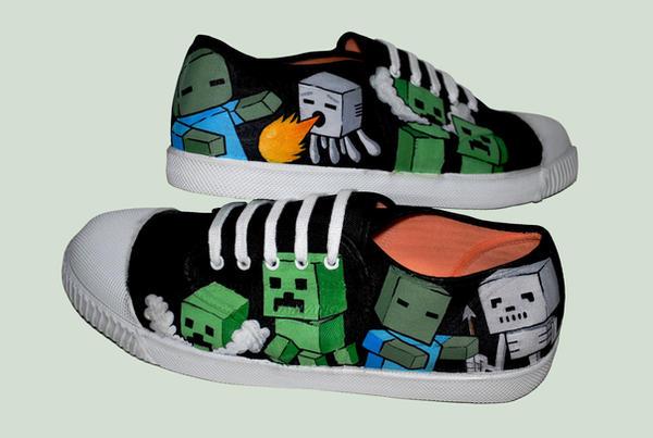 8c87edb8f9 Kids And Girls Shoes  Kids Shoes Minecraft