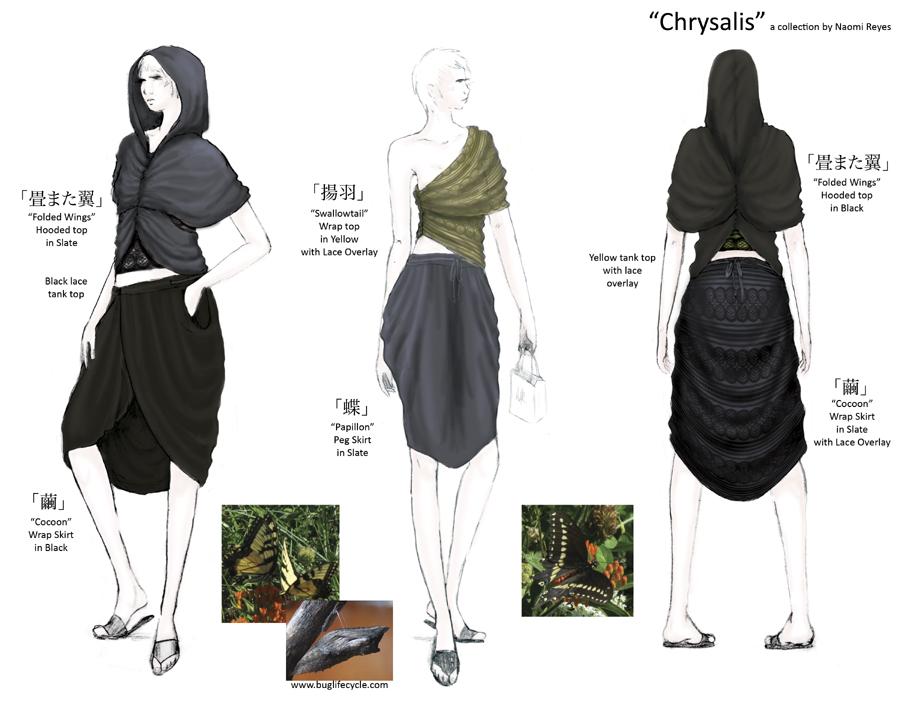 Chrysalis by Kagitsune