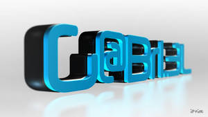 3D logo design II