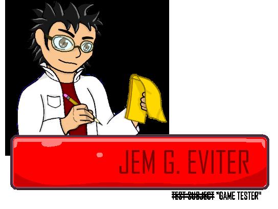 Jem G. Eviter Title Card by JemG