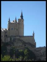 castle 6 by Adaae-stock