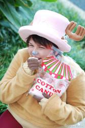 Cotton Candy Fiend