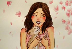 April 14 - Happy Birthday Ayako!! by Nakayako