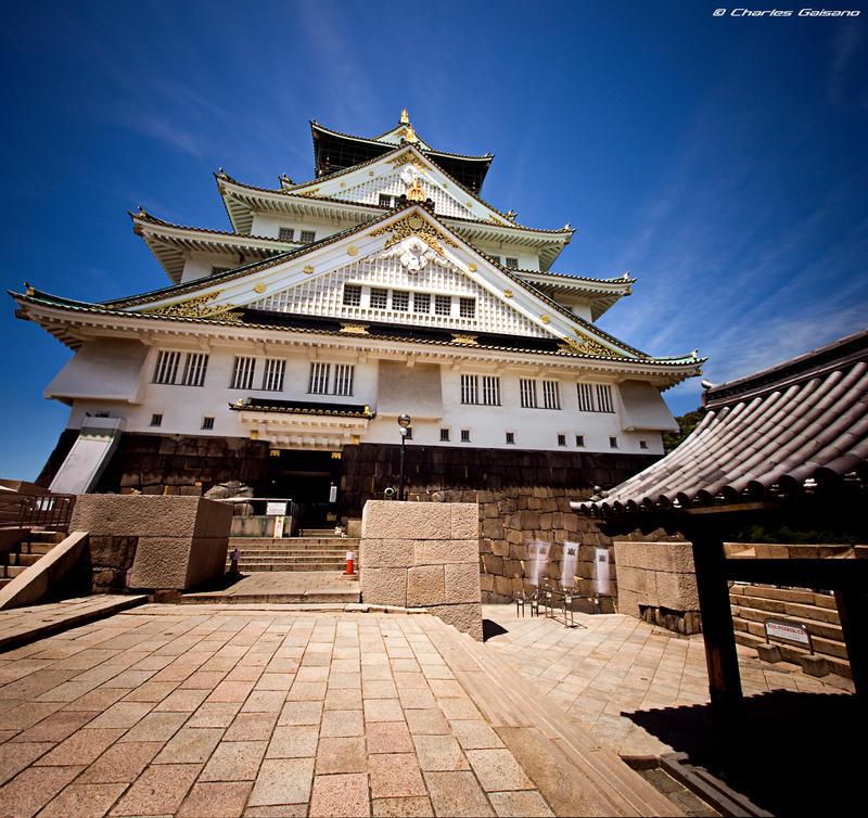 Japan (Osaka) Osaka_Castle_by_Gaisano