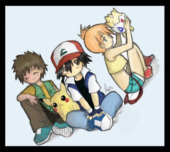 Pokemon by ConanKun