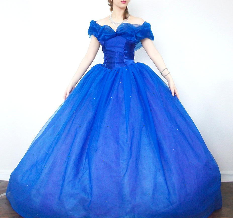 Cinderella Ball Gown 2015 By Etaniavii On Deviantart
