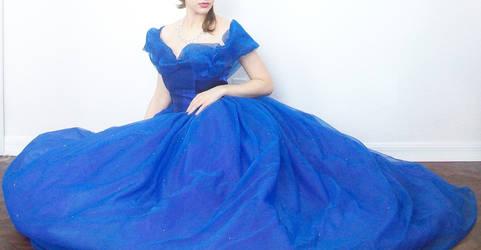 2015 Cinderella ball gown by EtaniaVII