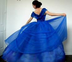 2015 cinderella ballgown by EtaniaVII
