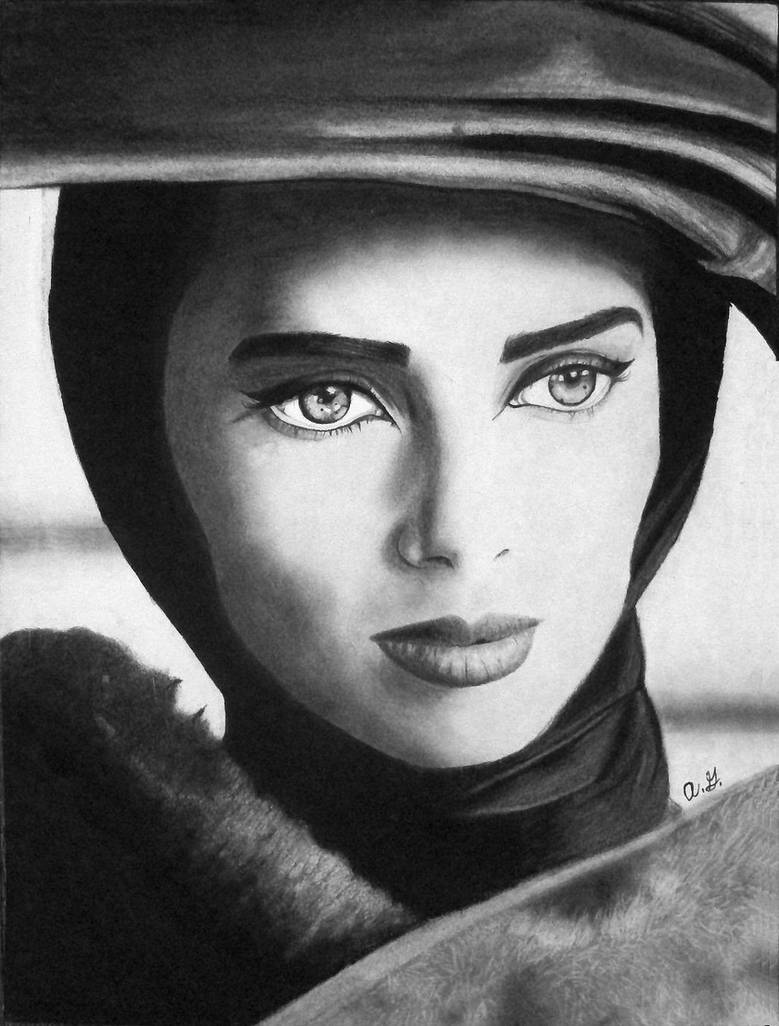 Elizabeth Taylor Drawing